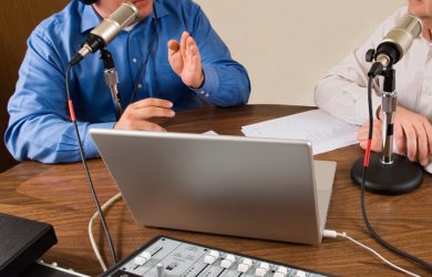 Allt enklare med egen podcast
